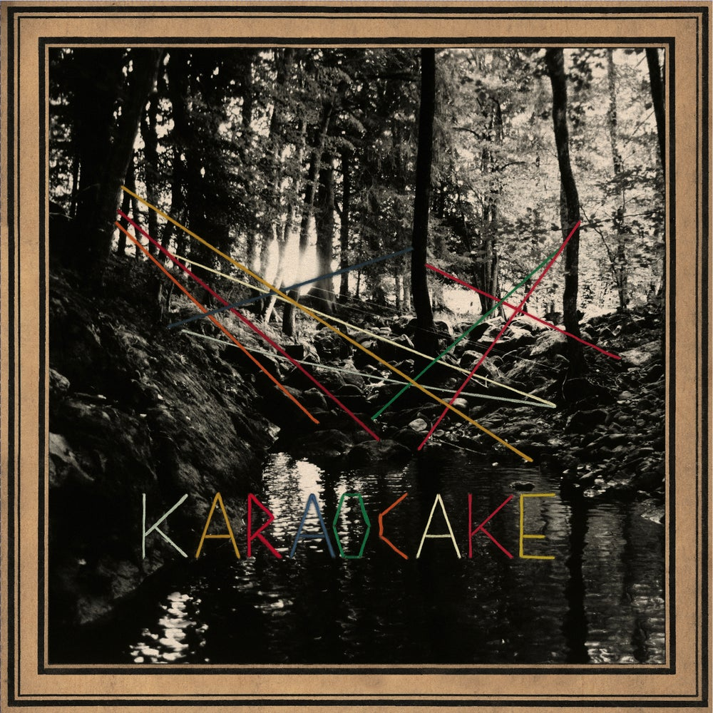 Image of Karaocake - Rows & Stitches (vinyl)