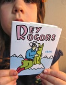 Image of REY ROGORS de OBOM