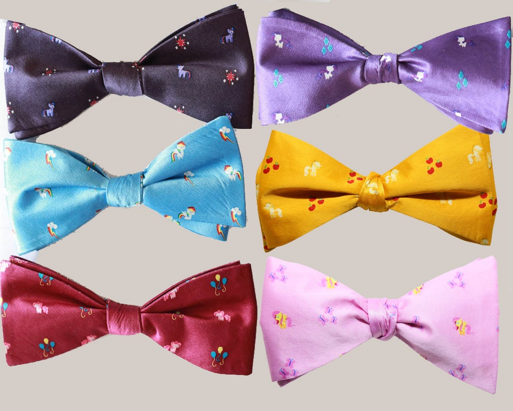 Bow-tie Elements of Harmony Set