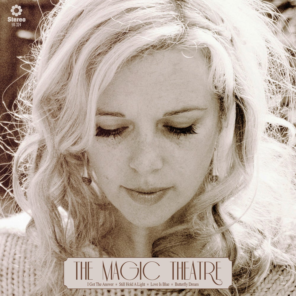 "Image of THE MAGIC THEATRE - I Got The Answer (Limited edition chocolate vinyl 7"" + free MP3 download)"