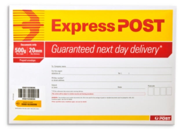 Image of Express Post delivery
