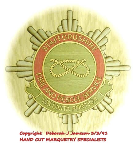 Image of Item No. 115. Personalised Crest.