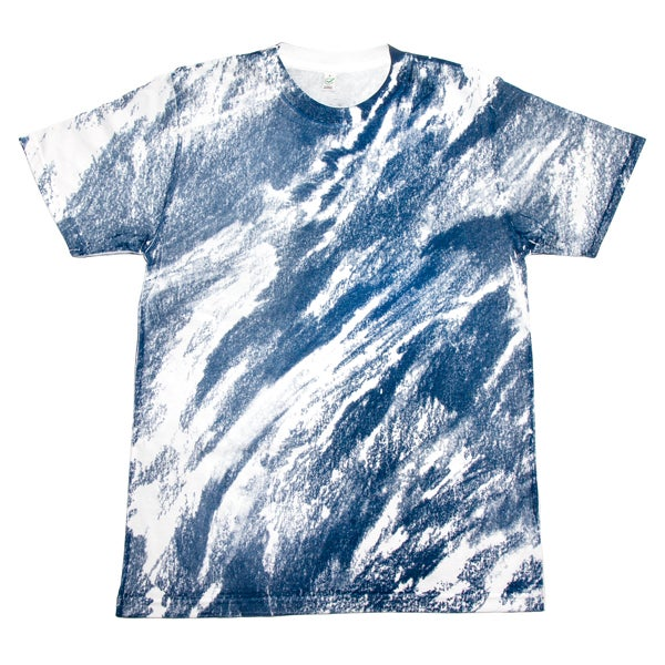 "Image of Lizzy Stewart ""Waves"" T SHIRT"