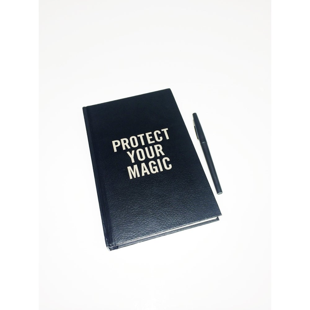 Image of PYM Black Journal