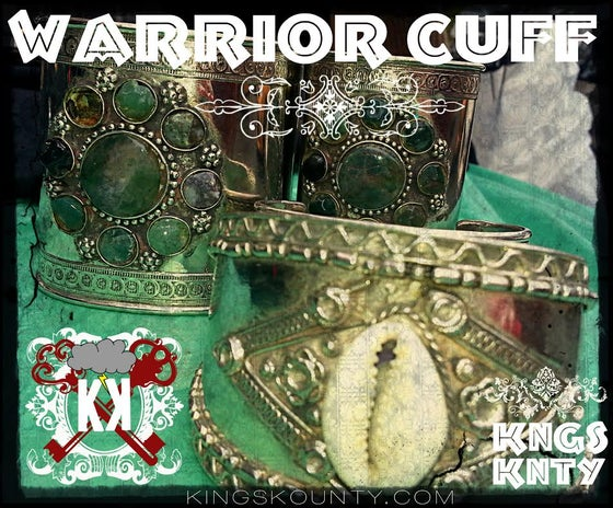Image of KHEMETIC WARRIOR CUFF