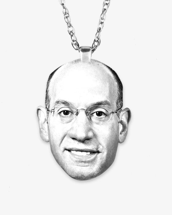 Image of 100% Pure Adam Sterling Silver Necklace
