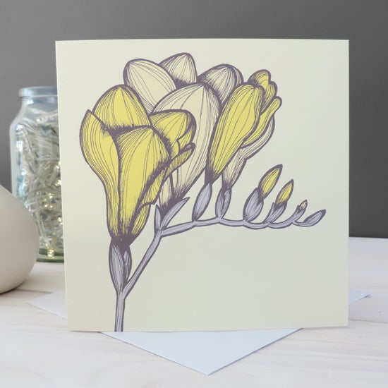 Image of 'Mia Floral' Card
