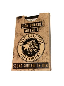 Image of Lion Charge Vol 1 - Sound Control in Dub