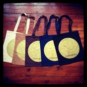 Image of Gold Print - Cotton Tote Bag - Limited Edition