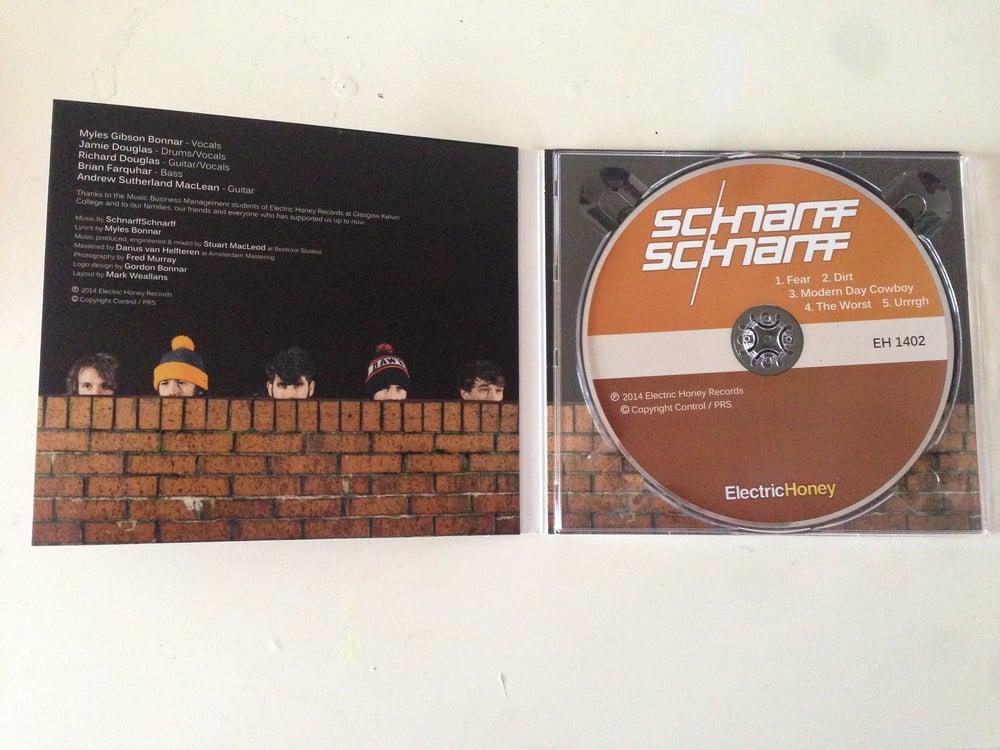 Image of Schnarff Schnarff Digipack EP