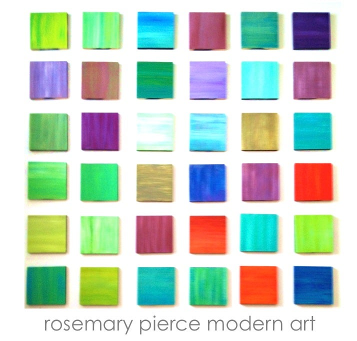 Image of Original Abstract Wood Wall Sculpture   Colorful Art   Wood Wall Art   Custom Modern Art
