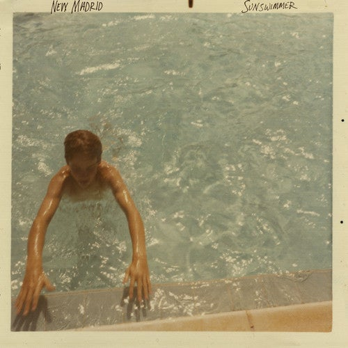 "Image of ""SUNSWIMMER"" compact disc"