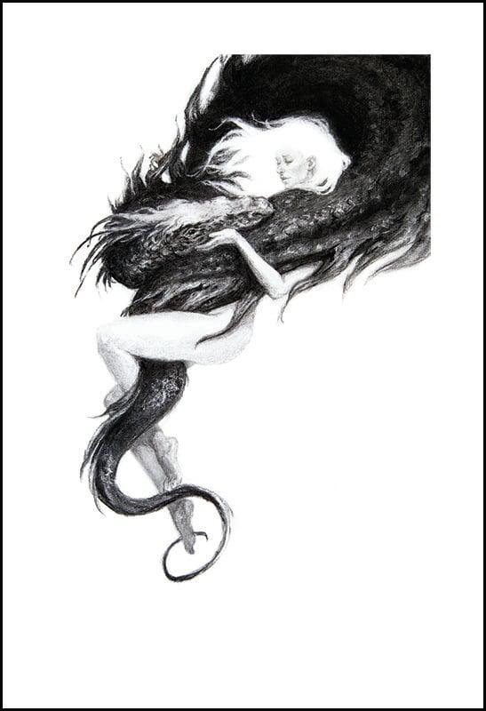 Image of Dragonslayer - Print