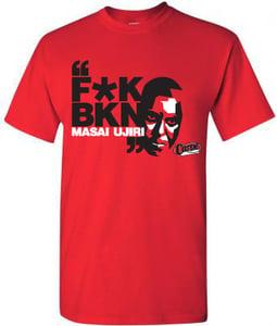 """Image of """"F*K BKN"""" Masai Ujiri Tee"""