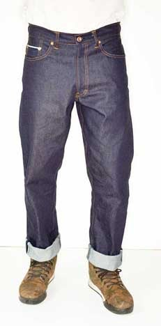 Image of Raw Cone selvage regular fit