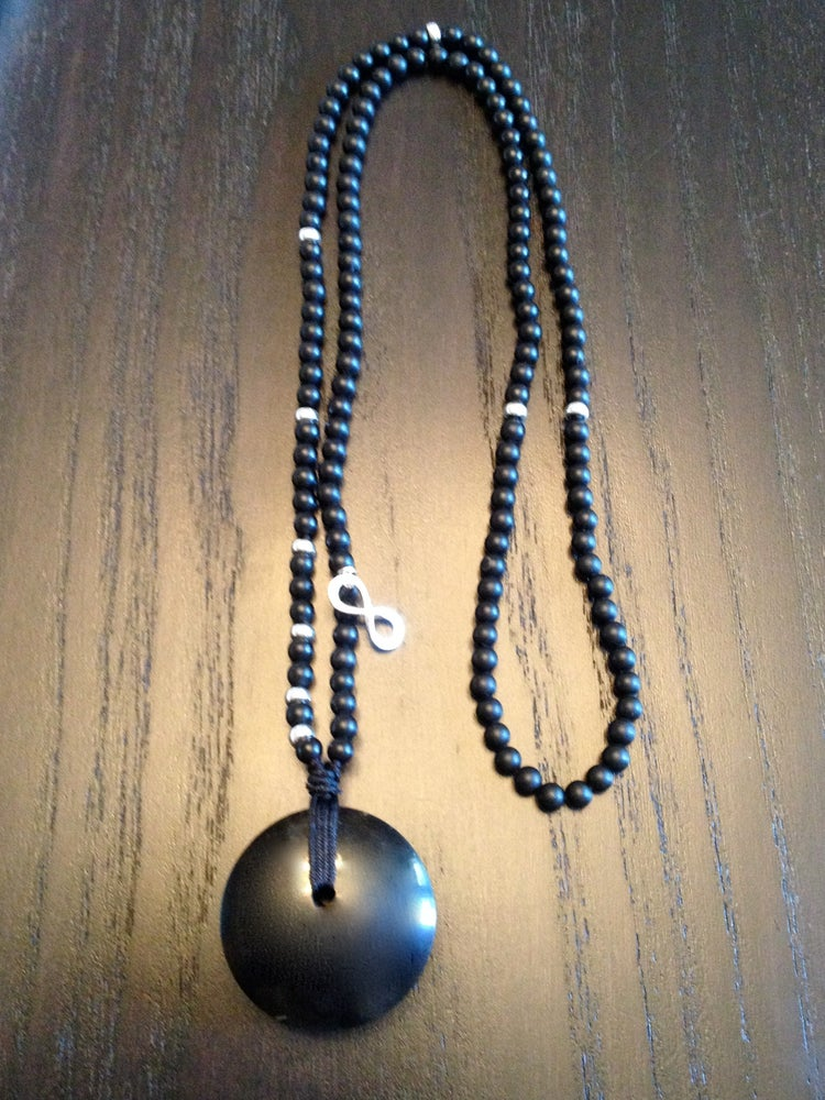 Image of iSOLA Classic Infinity Necklace
