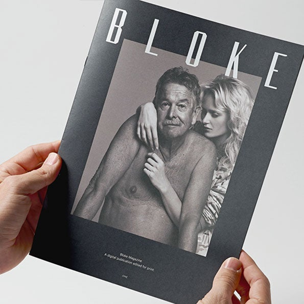 Image of Bloke Print Companion