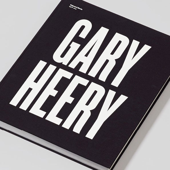 Image of Gary Heery: Selected Works 1976-2013