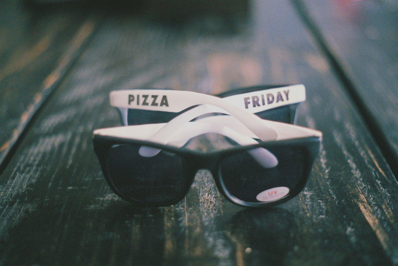 Image of Pizza Friday Eyeball UV Protectors