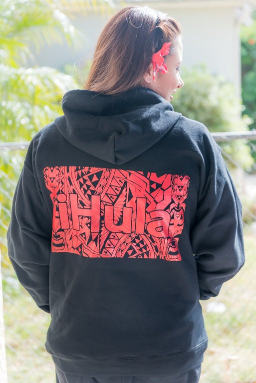 Image of iHula Zip Up Hoodie