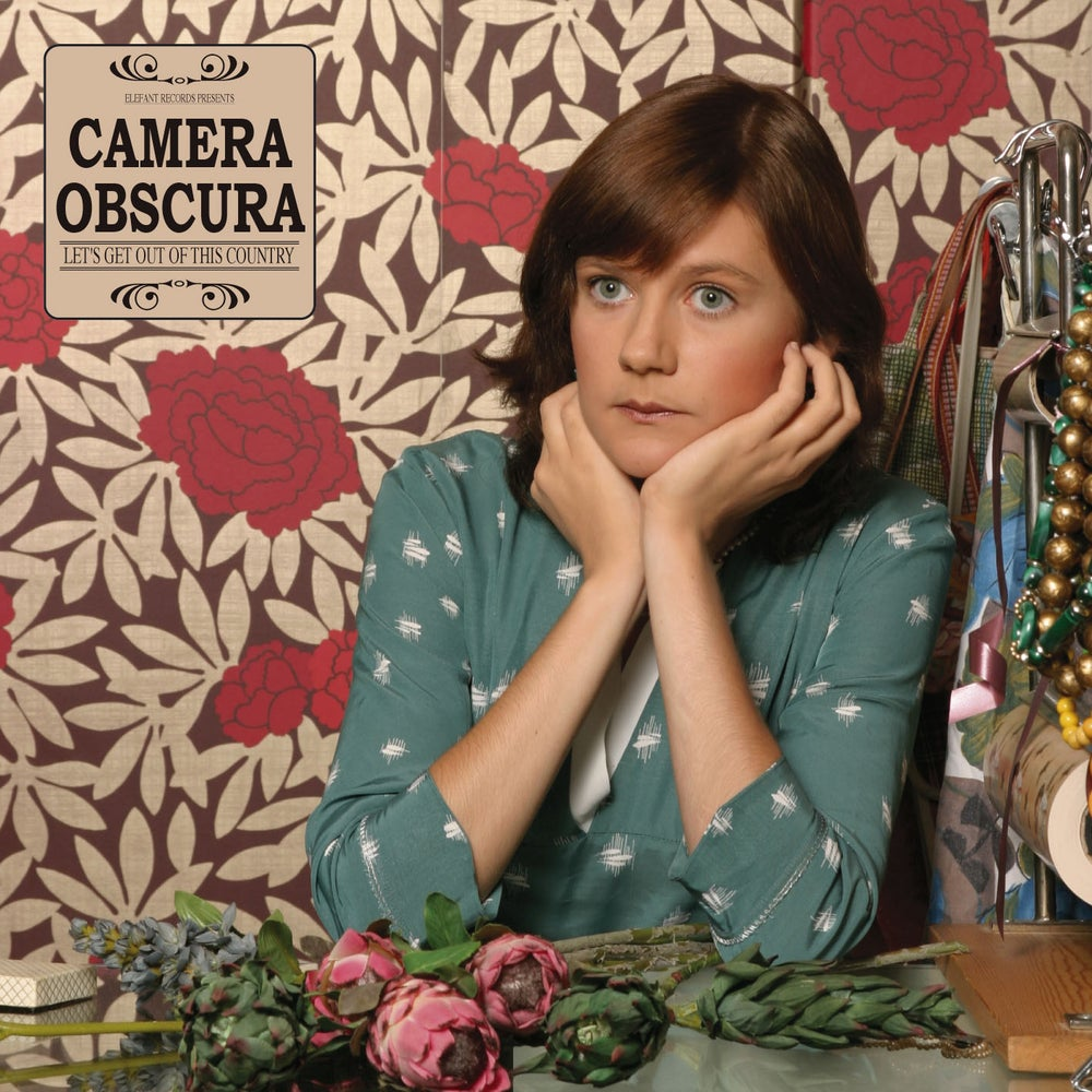 Image of CAMERA OBSCURA - Let's Get Out Of This Country (CD)