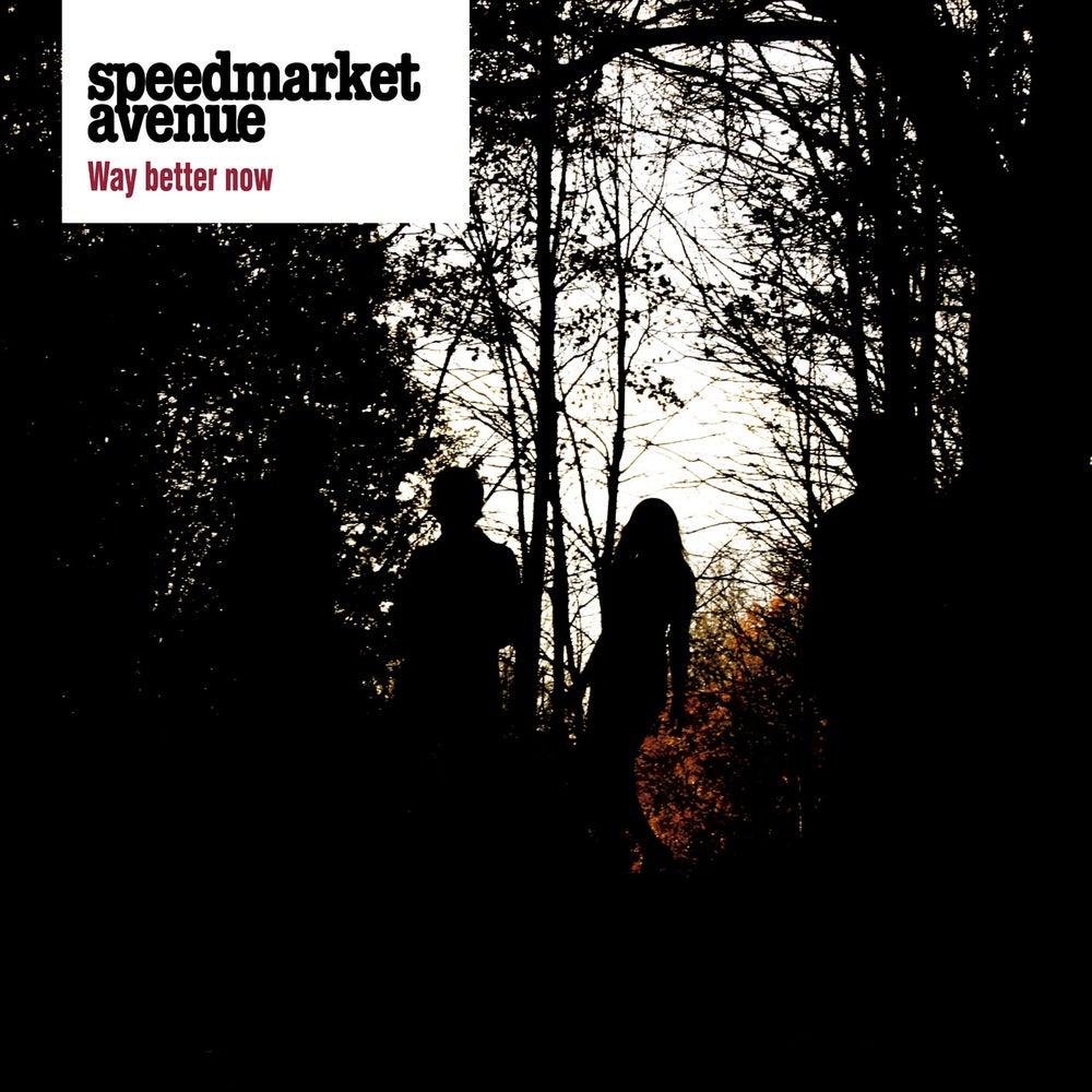 "Image of SPEEDMARKET AVENUE - Way Better Now album (12"" Vinyl with MP3s / CD)"