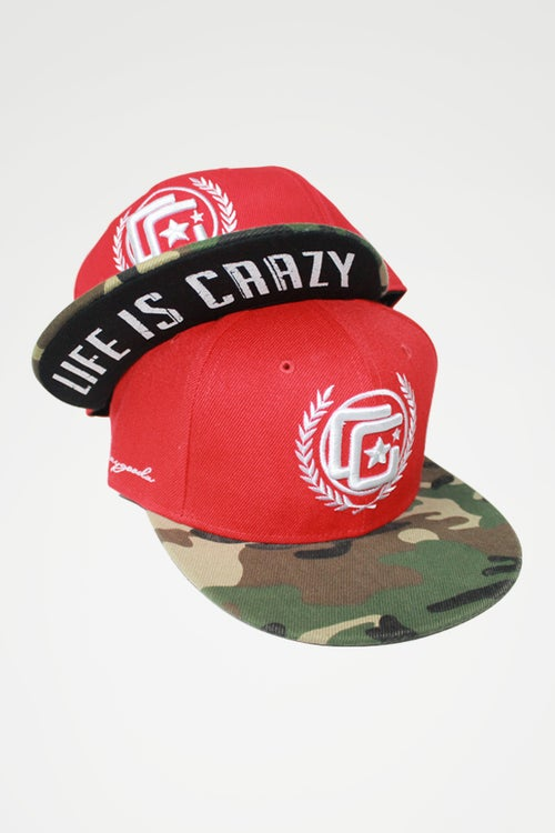 Image of CG Royal Militant Snapback