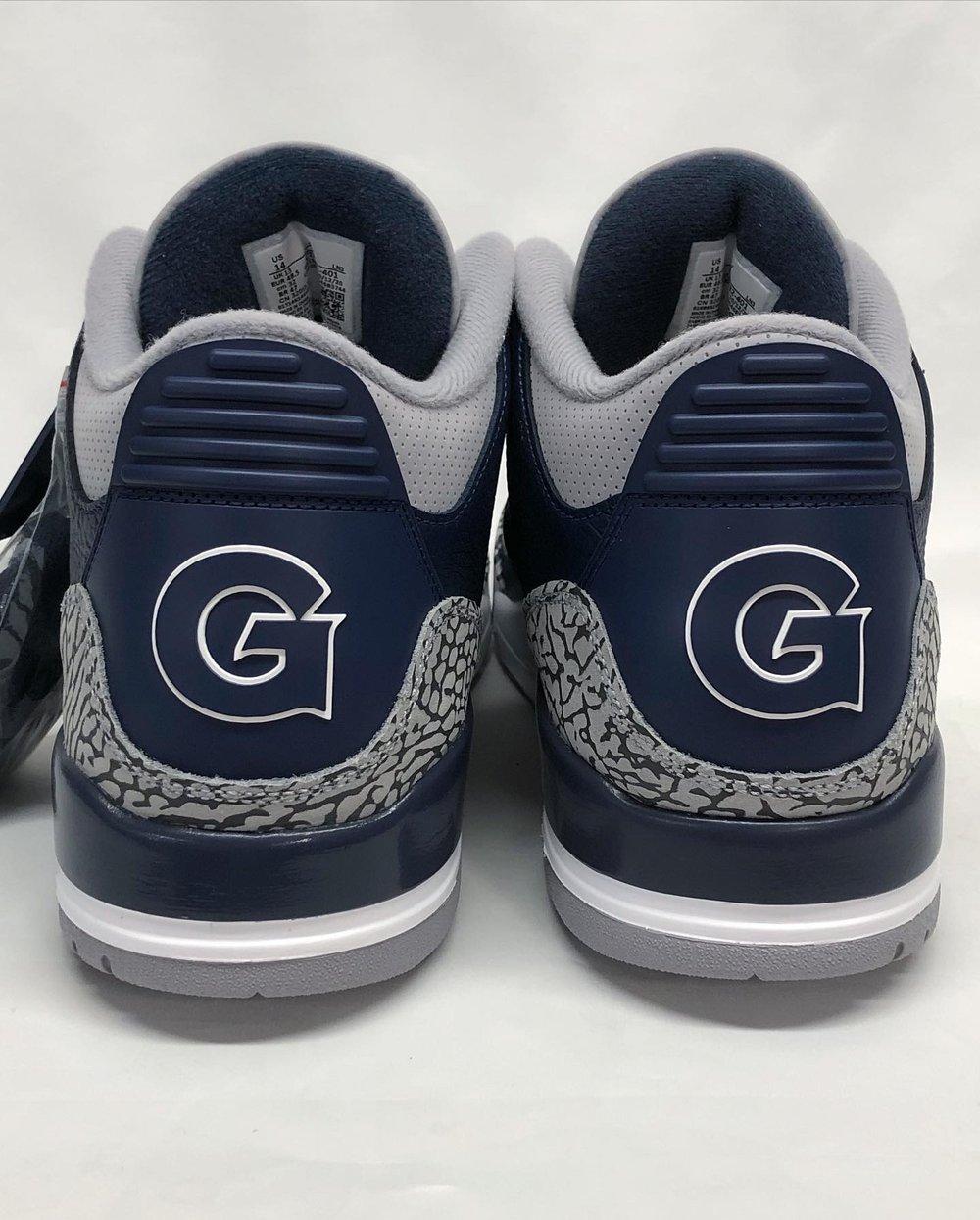 Georgetown 3's