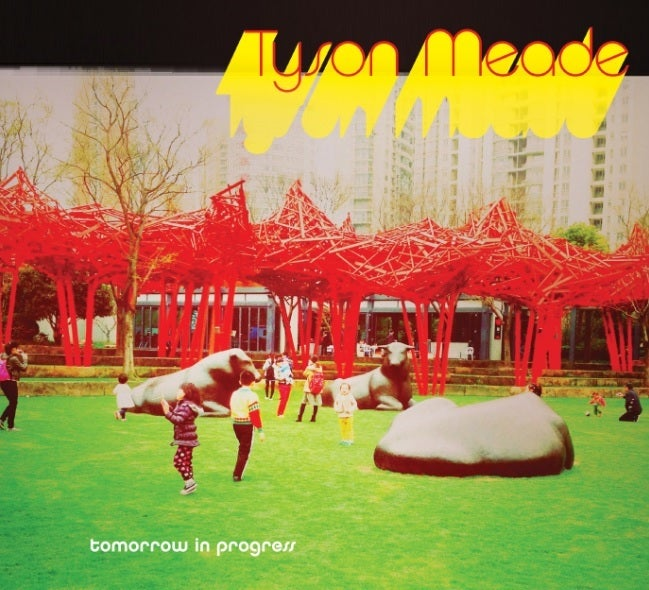 "Image of Order Autographed First Print Edition 180 Gram Vinyl of ""Tomorrow in Progress"""