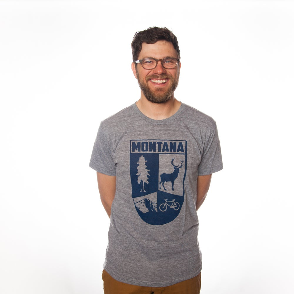 Image of Montana State Crest