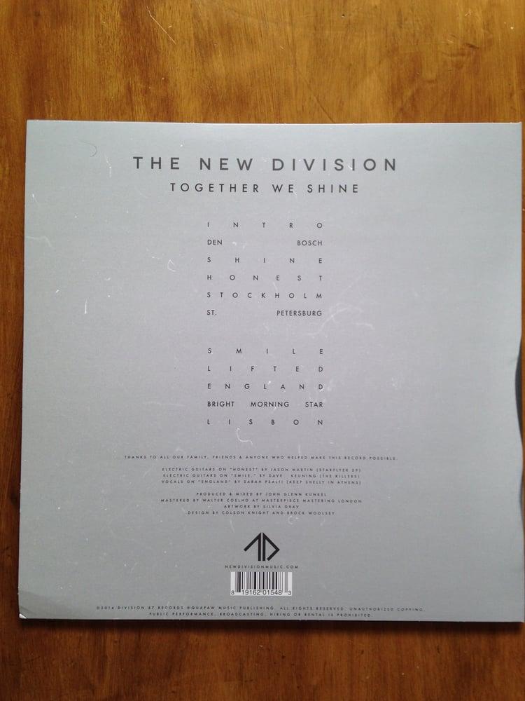 Image of Together We Shine - Vinyl (Colored) + Digital Download