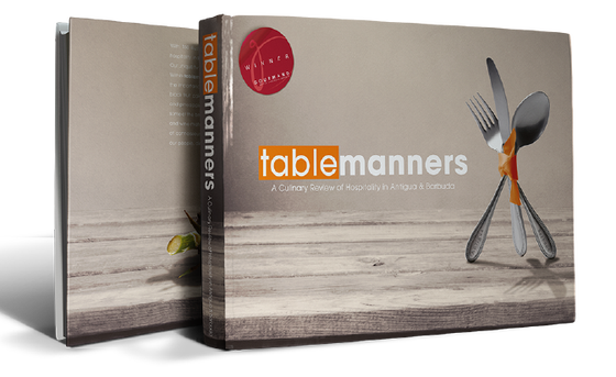 Image of Tablemanners Cookbook & Guide 2nd Edition