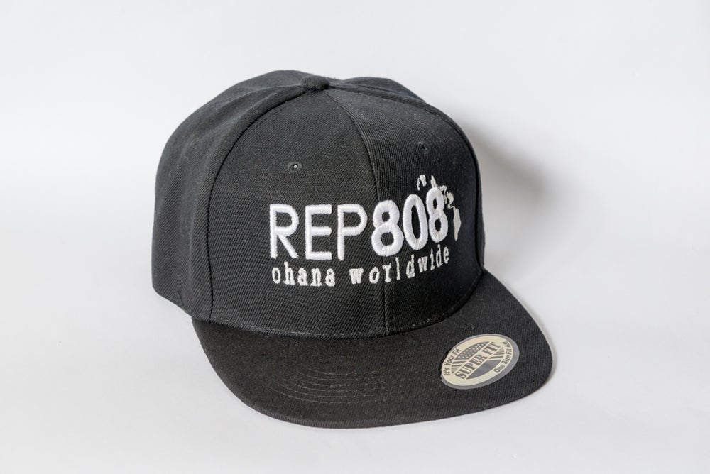 Image of Rep 808 Snapback