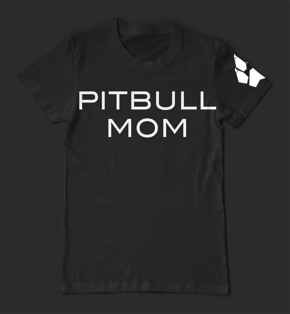 Image of Pitbull Mom