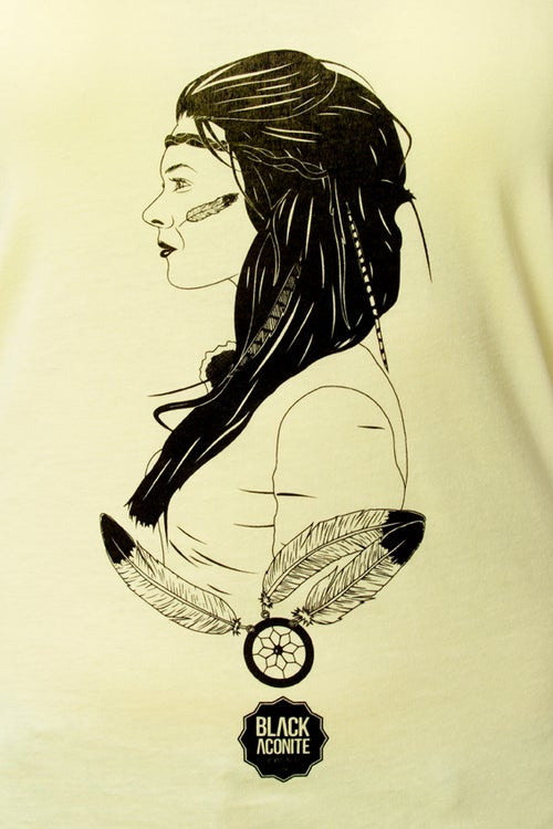Image of Indienne - Débardeur femme