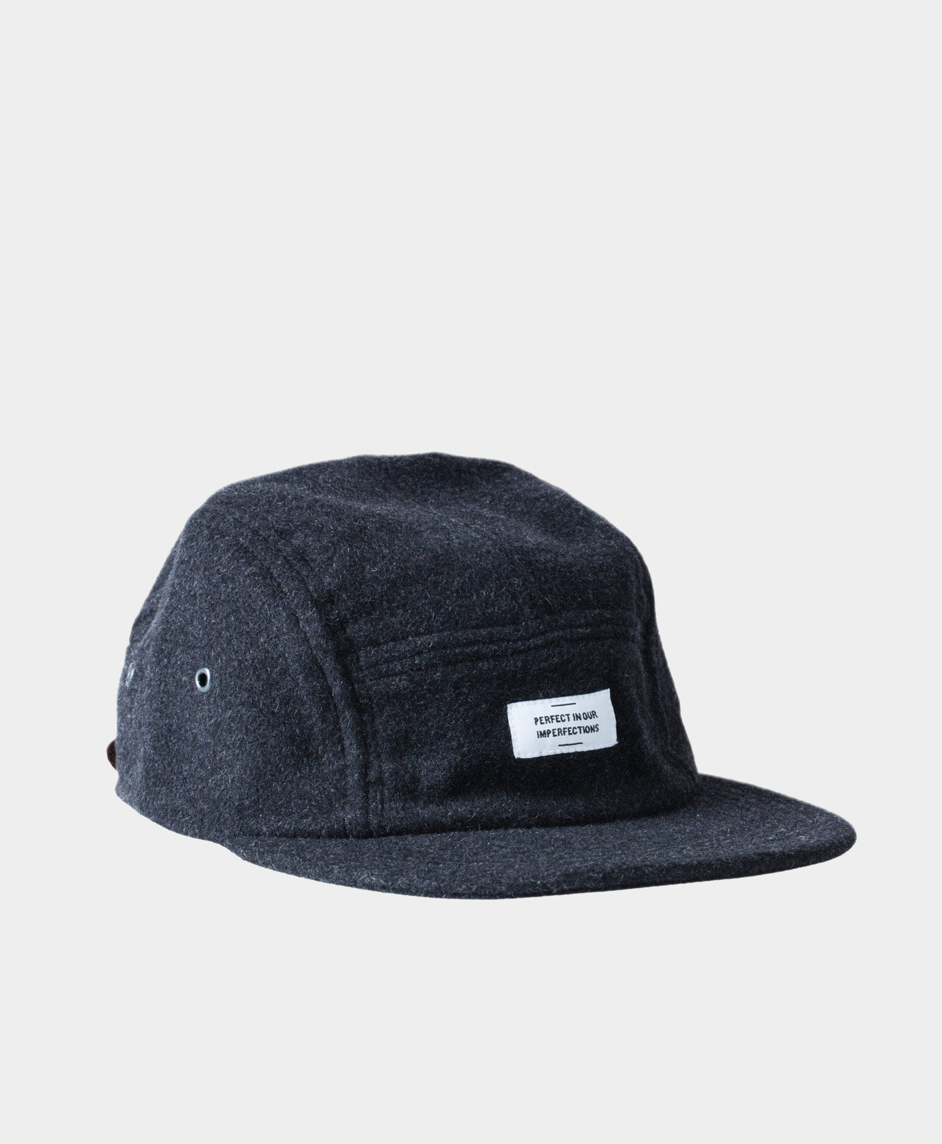 Image of The Black Felt Cap
