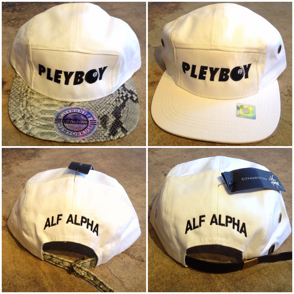 Image of Pleyboy 5-Panel Hats