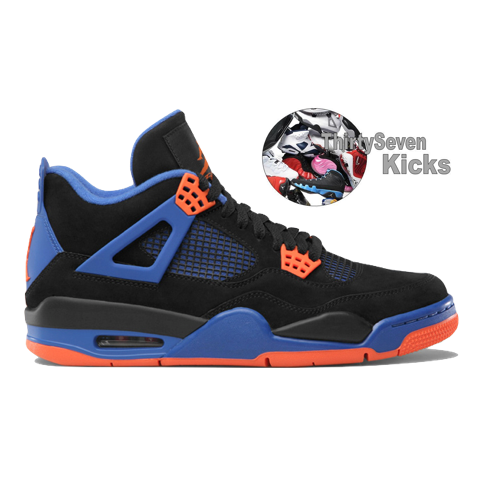 "Image of Jordan Retro 4 ""Cavs"""