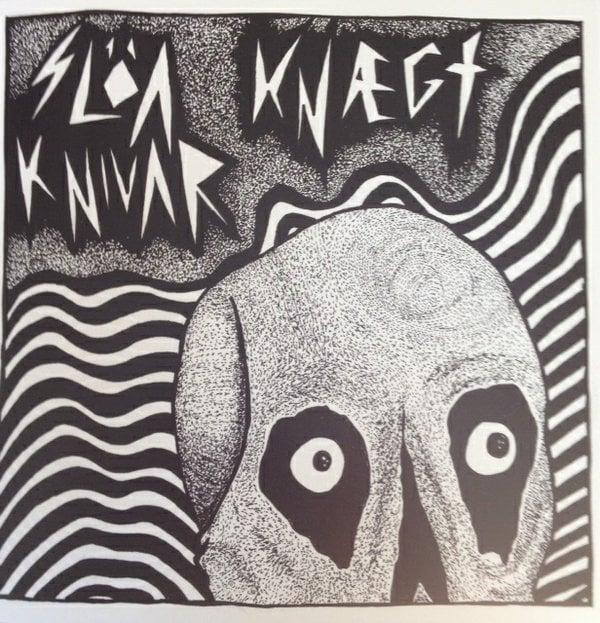 """Image of Knægt // Slöa Knivar Split 7"""""""