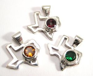 Image of Gems of Texas Pendant