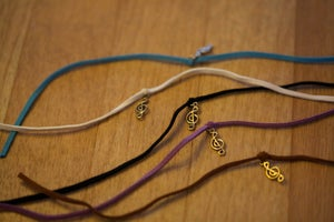 Image of Treble Clef Wrap