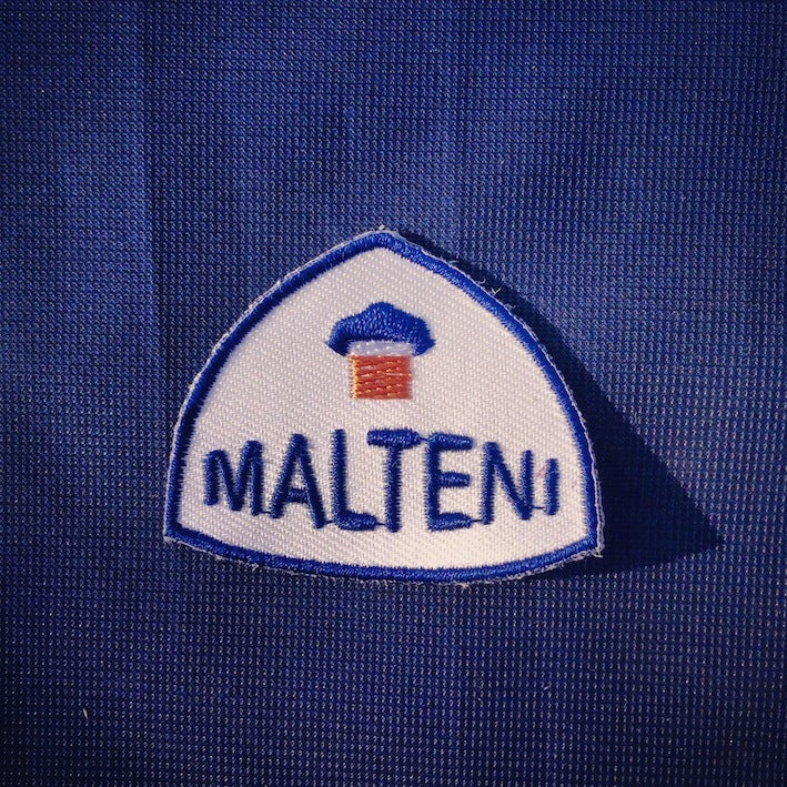 Image of Malteni embroidered patch