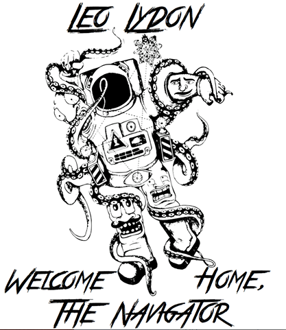 "Image of ""Welcome Home, The Navigator"" T-shirt"