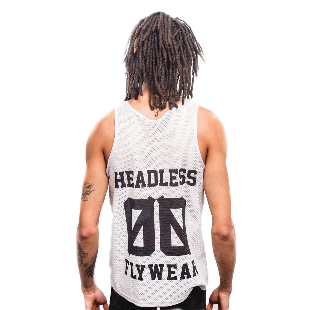 Image of Flagship Vest (Cloudwhite)