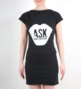 Image of ASK Kleid - schwarz