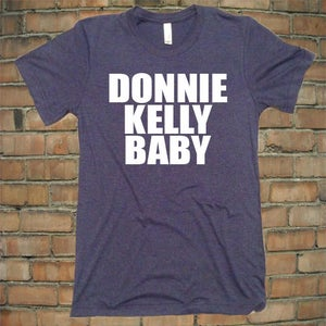 Image of Donnie Kelly Baby Unisex Tee