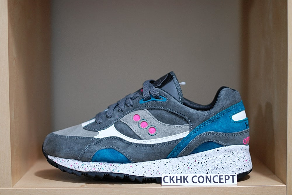 best sneakers 6cc4c e2ca3 SAUCONY x OFFSPRING SHADOW 6000 - GREY