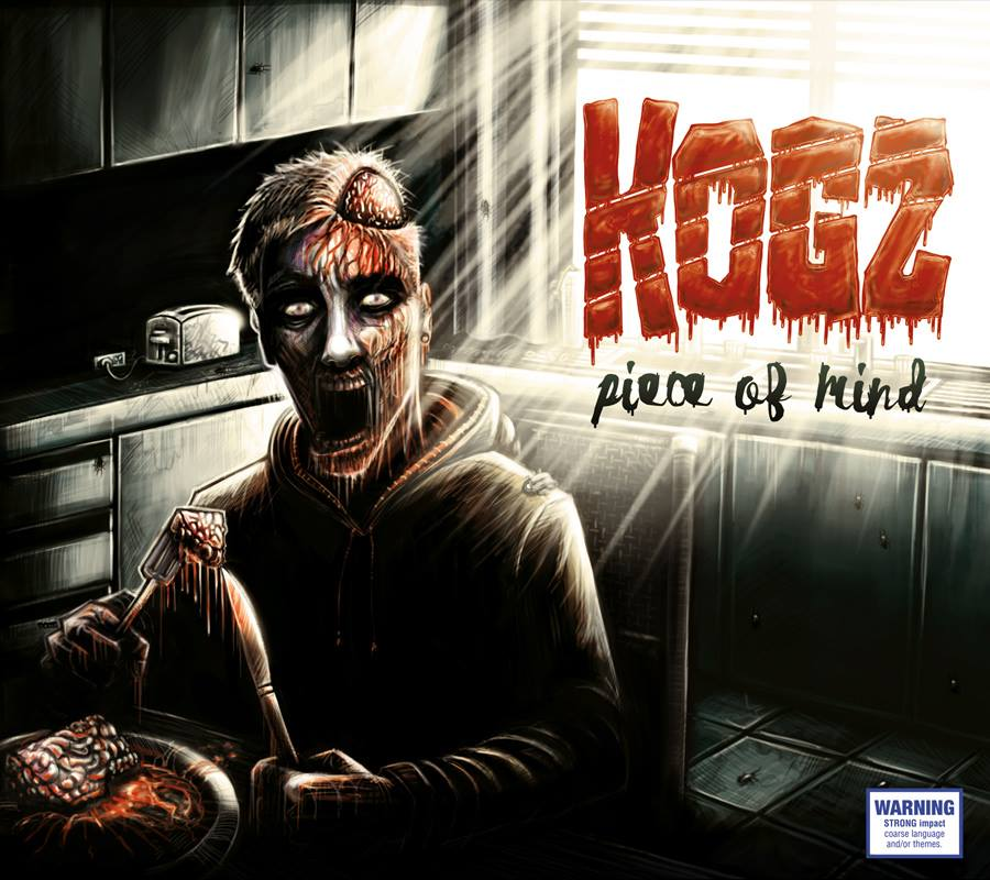 Image of Kogz - Piece Of Mind LP