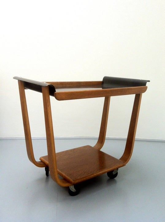 Image of PE01 Serving Trolley by Cees Braakman