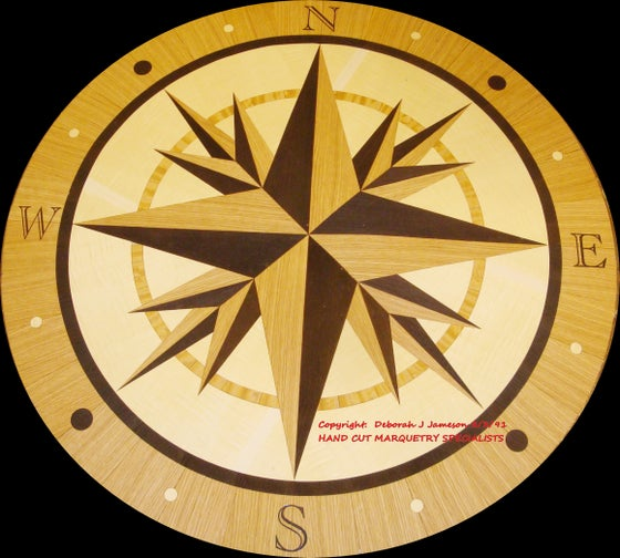 Image of Item No. 27. Nautical Star.